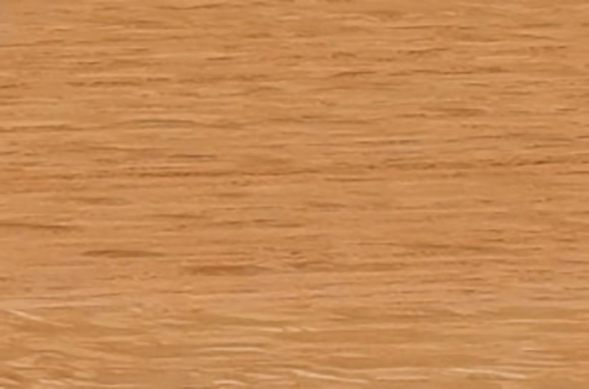 quartersawn oak natural
