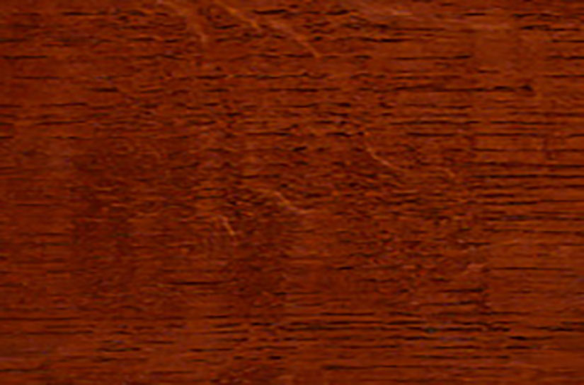 quartersawn oak rose