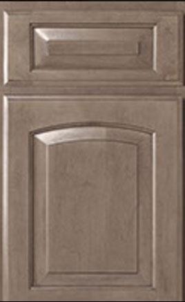 Door Style Benton II Brow Option