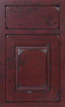 starmark woodlawn inset doorstyle