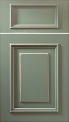 Woodharbor salerno doorstyle