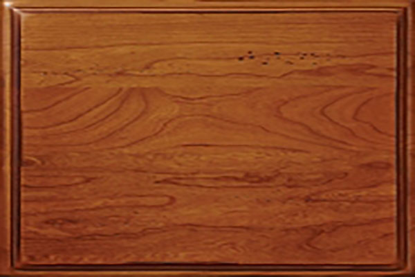 Woodharbor cherry rustic suede finish