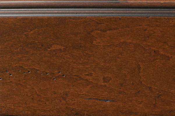 Woodharbor Cherry rustic chestnut finish