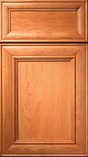 Woodharbor ellington cabinet door style