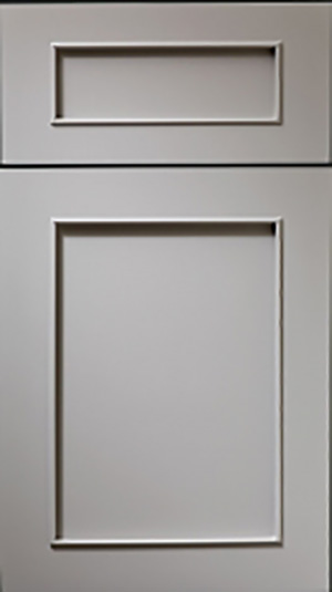 Woodharbor naples cabinet door style