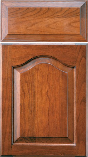 Woodharbor bayfield cabinet door style