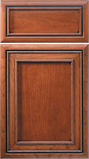 Woodharbor carrington door style