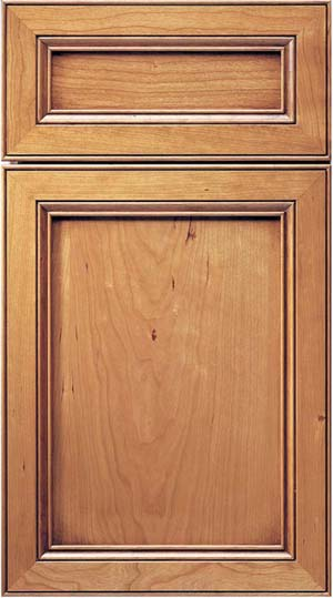 Woodharbor covington cabinet door style