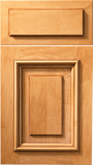 Woodharbor gourdon cabinet door style