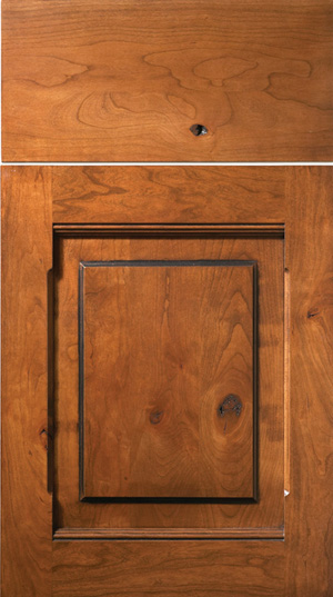 Woodharbor laurent door style