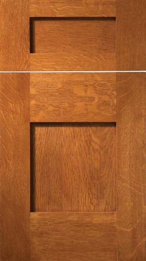 Woodharbor pacifica door style