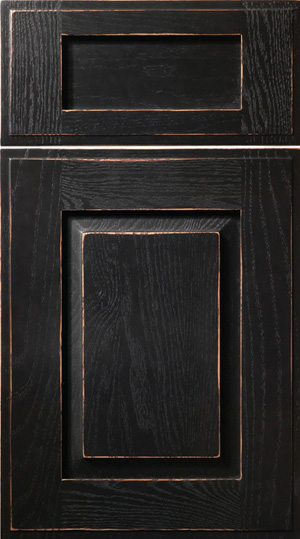 Woodharbor portsmouth cabinet door style