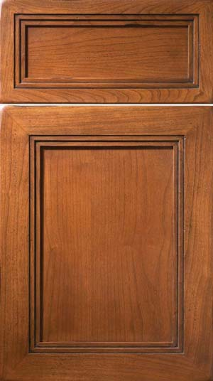 Woodharbor provence door style