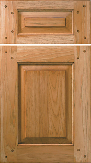 Woodharbor stratton cabinet door style