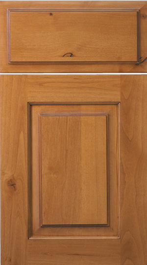 Woodharbor waterbury cabinet door style
