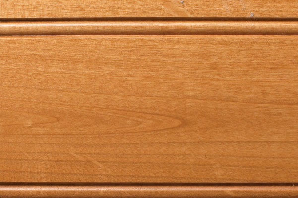 Woodharbor knotty alder honey stain