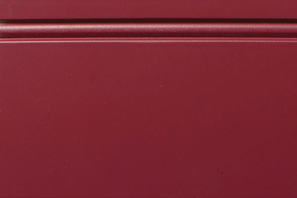 Woodharbor garnet paint finish