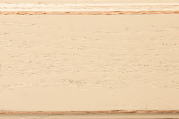 Woodharbor red oak olde cupboard cream finish