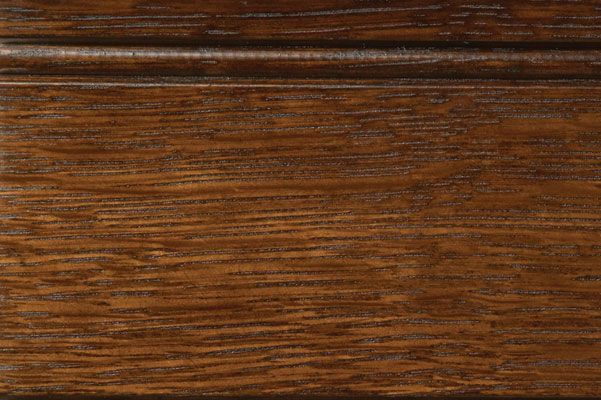 Woodharbor quartersawn white oak with carob Stain