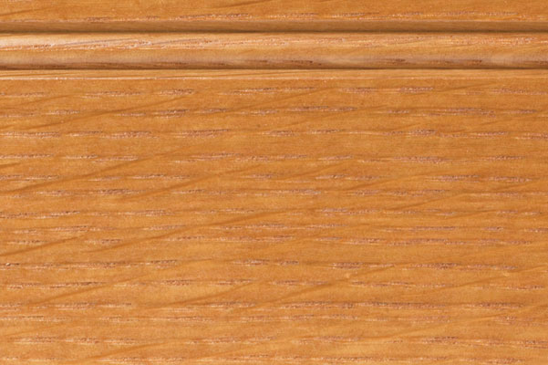 Woodharbor quartersawn white oak allspice stain