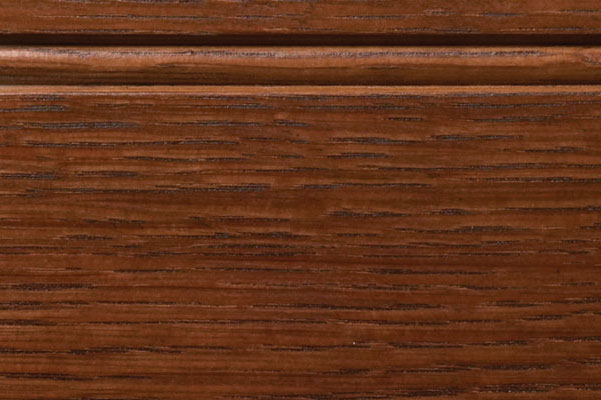 Woodharbor quartersawn oak plumwood Stain