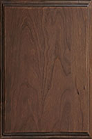 Woodharbor cherry weathered cashmere finish