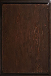 Woodharbor maple rustic brownstone finish